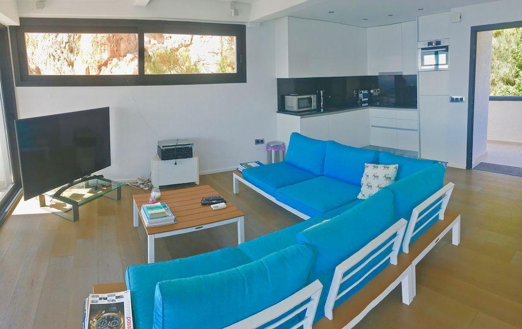 Современный дом для продажи на набережной в Javea - Коста Бланка