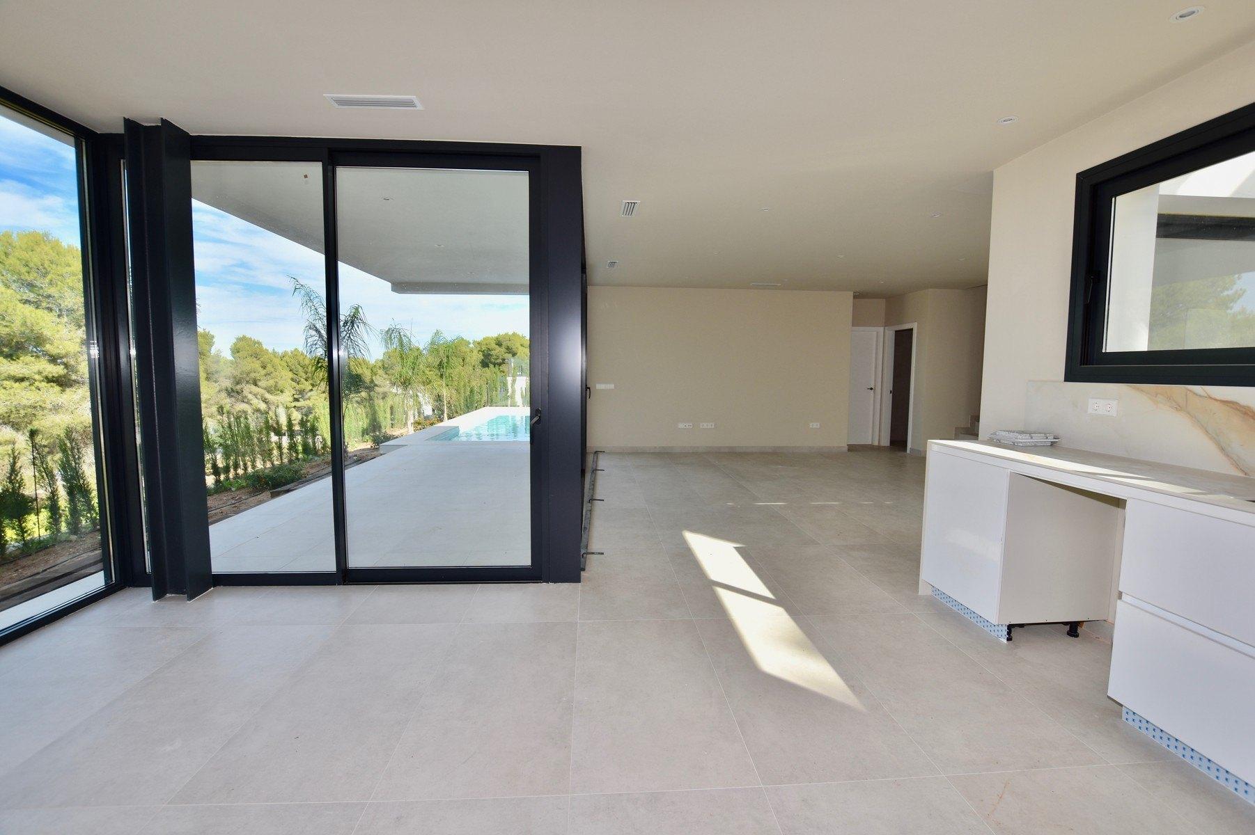 Новая строительная вилла для продажи в Javea - Коста Бланка
